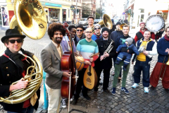Banda Internationale Dresden