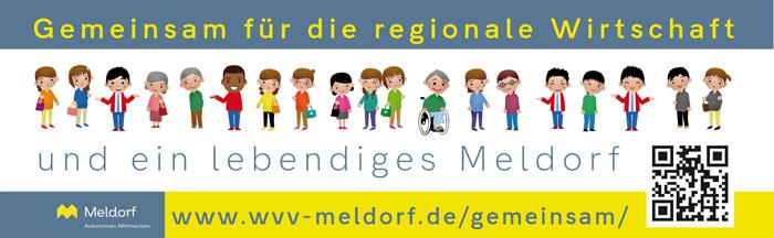 Gemeinsam für die regionale Wirtschaft und ein lebendiges Meldorf